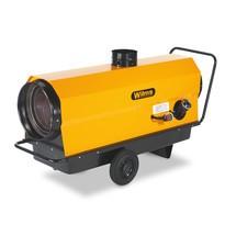 Heißluftturbine für Betriebstechnik